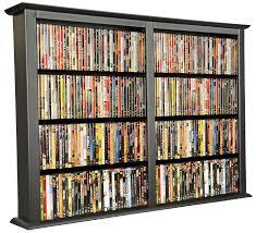 Vhs Storage Cabinet 33 Dvd Shelf Target Twistedsymphony 039 S And