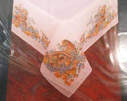 custom fall tablecloth choose your size thanksgiving