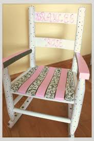 Small Rocking Chair Childrens Rocking Chairs Personalized Inspirations Home