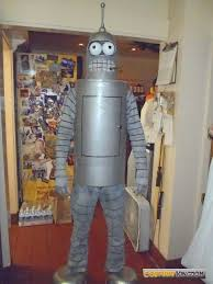Bender Halloween Costume 141 Metálico Images Armors Costume Ideas