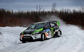 rally subaru snow subaru snow drift image 327
