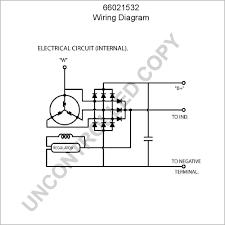 alternator wire diagram u0026 delco si schematics