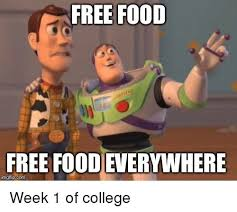 Free Food Meme - free food uvm on twitter