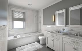 Subway Tile Bathroom Ideas by White Subway Tile In Bathroom Ideas Beveled Installing Blue