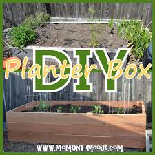Homemade Garden Box by Chic And Crafty Party 5 24 The Frugal Girls