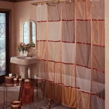 Designer Shower Curtains by Decorations Curtains Walmart Swag Shower Curtain Shower