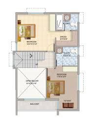 jr greenwich luxurious 3 bhk duplex villas sarjapur road bangalore