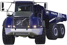 volvo trucks history volvo a40 dumper world heavy special equipment machinery 1