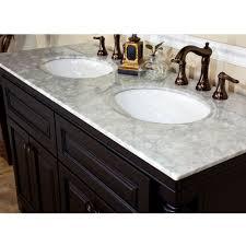 60 Inch Bathroom Vanity Double Sink Bathroom Vanity Double Sink Marble Top Www Islandbjj Us