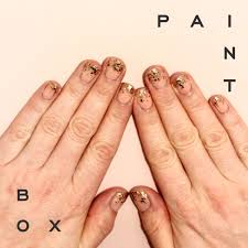 the beauty of life manimonday the paintbox ice queen manicure