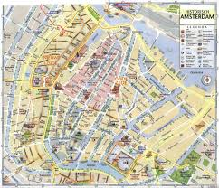 Tre Map Www Mappi Net Maps Of Cities Amsterdam