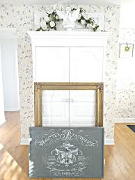 shabby chic valances junk chic cottage