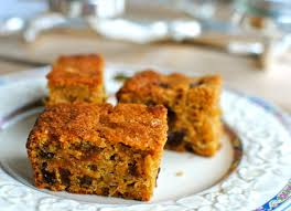 carrot and marmalade cake food to glow