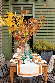 Fall Table Settings Fall Table Decor Southern Living