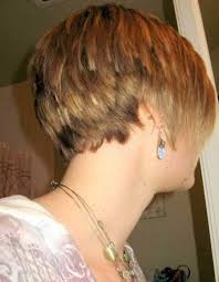 photos of the back of short angled bob haircuts short angled bob haircut back view 4k wallpapers