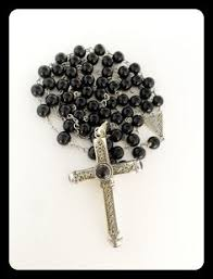 cruel intentions rosary a personal favorite from my etsy shop https www etsy listing