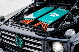electric 4x4 electric g class kreisel