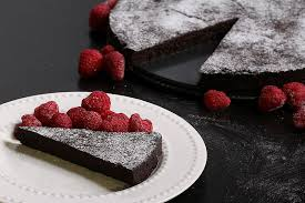 flourless chocolate cake low carb cake recipe tasteaholics com