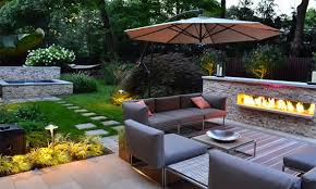 Backyard Ideas 15 Backyard Landscaping Ideas Home Design Lover