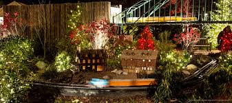 amazing outdoor lights for at longwood gardens 2014