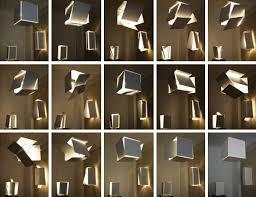 interesting lighting modular boxes of light infinitely interactive illumination