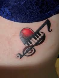 55 best music tattoo images on pinterest draw cakes and clothes