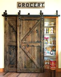 Closet Barn Doors Barn Door Ideas For Closet Cityofhope Co