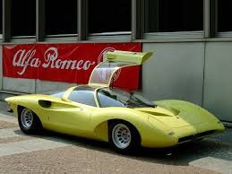 alfa romeo tipo 33 2 coupe speciale 1969 u2013 old concept cars