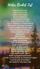Things To Do In The Ultimate Family Guide Winter List Family Guide For Seasonal Activities Arts And