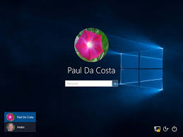 windows 10 review introduction specifications and setup windows 10 features a slick new design for its sign in screen users can authenticate using either a microsoft account or local account