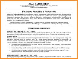 Financial Services Resumes Resume Headline Examples Resume For Your Job Application