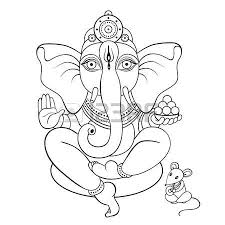 3 113 lord ganesha stock vector illustration and royalty free lord