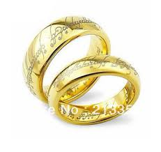 the one ring wedding band lord of the rings wedding band wedding corners