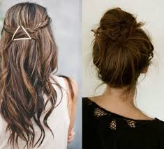 How To Make Easy Hairstyles At Home by Easy And Gorgeous Hairstyle Can Make At Home Hairzstyle Com