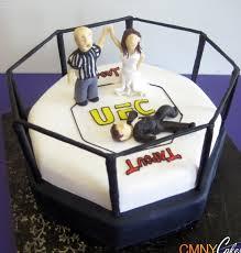 Grooms Cake Ufc Wrestling Grooms Cake Cmny Cakes