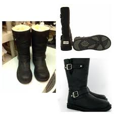 48 ugg boots uggs kensington ridding boots size 6 for