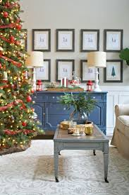 Xmas Home Decorations 243 Best Blogger Christmas House Tour Images On Pinterest