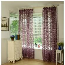 Curtains In The Kitchen by Popular Purple Voile Curtains Buy Cheap Purple Voile Curtains Lots