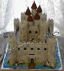 castle cakes edible castles in cake and icing