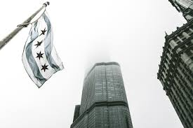 Stars On Chicago Flag Those Chicago Streets Skillshare Projects