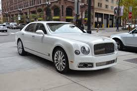 bentley car gold 2017 bentley mulsanne stock b844 s for sale near chicago il