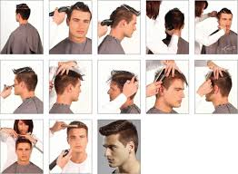 mens haircuts step by step step by step salon international middle east edition
