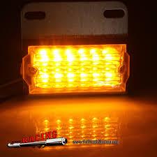 led side marker lights for trucks pair 12v 12 led side marker indicator light l tutiendaracing