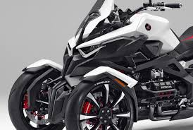 lexus motorcycle honda neowing handles like a motorcycle is a futuristic three