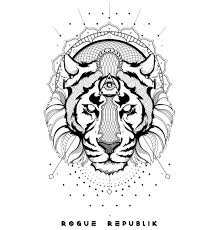 tatouage animaux sauvage one of the most ferocious beasts in the animal kingdom the tiger