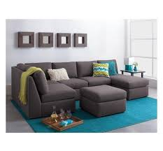 Apartment Sectional Sofas Sectionals For Small Spaces Small Spaces Apartment Therapy And