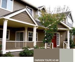 Exterior House Paint Schemes - brown exterior paint colors elegant painting