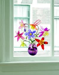 design dilemma flower decals california home design