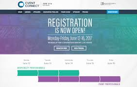 Cvent 3 by Building A Connection What Makes An Event Website Awesome Blog