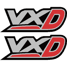 vauxhall vxd vxd edition grille and tailgate badge